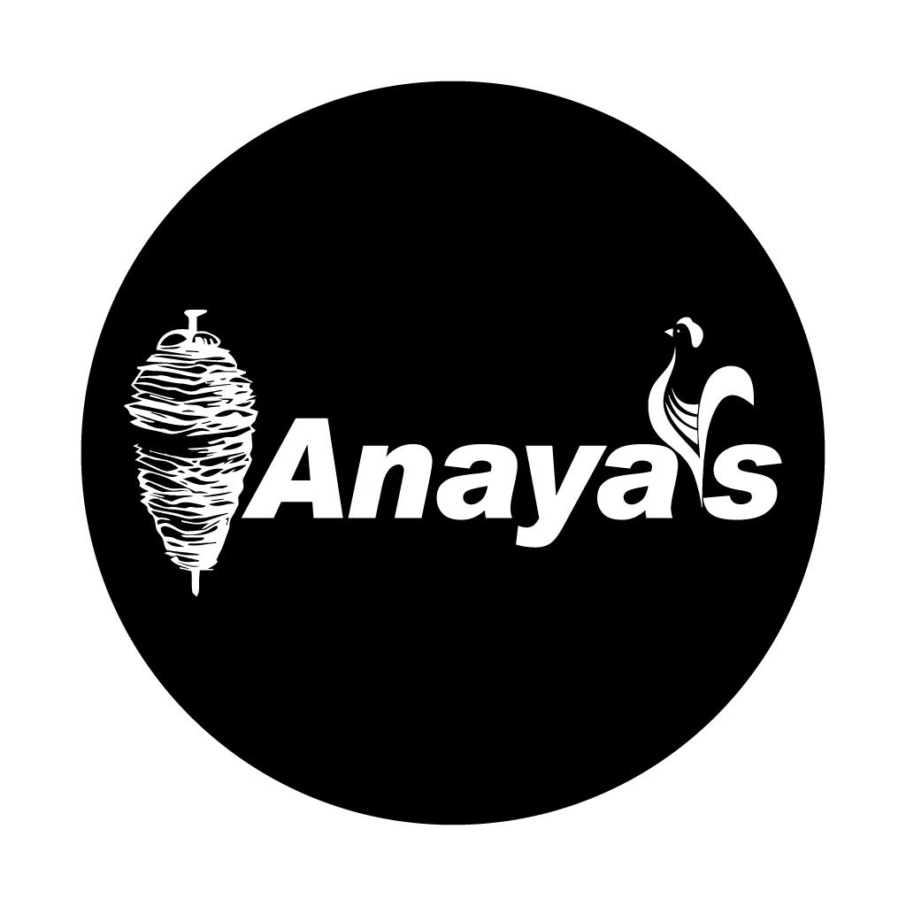 Anayas Online Takeaway Menu Logo
