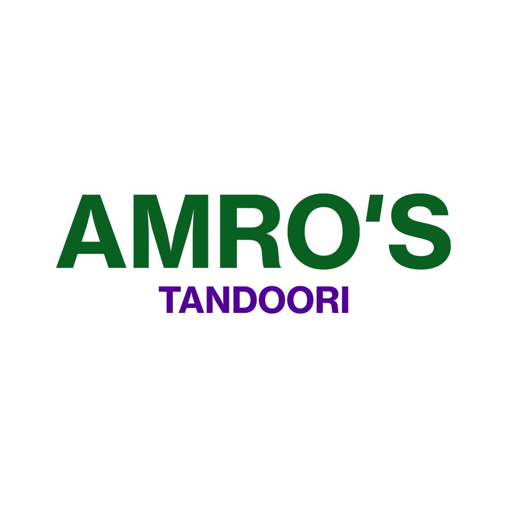 Amro's Online Takeaway Menu Logo