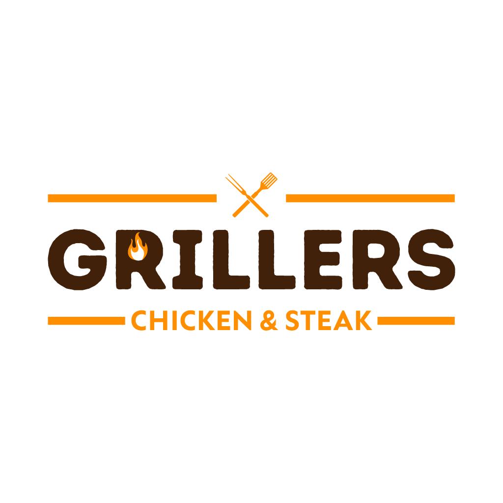 Grillers Chicken & Steaks Online Takeaway Menu Logo