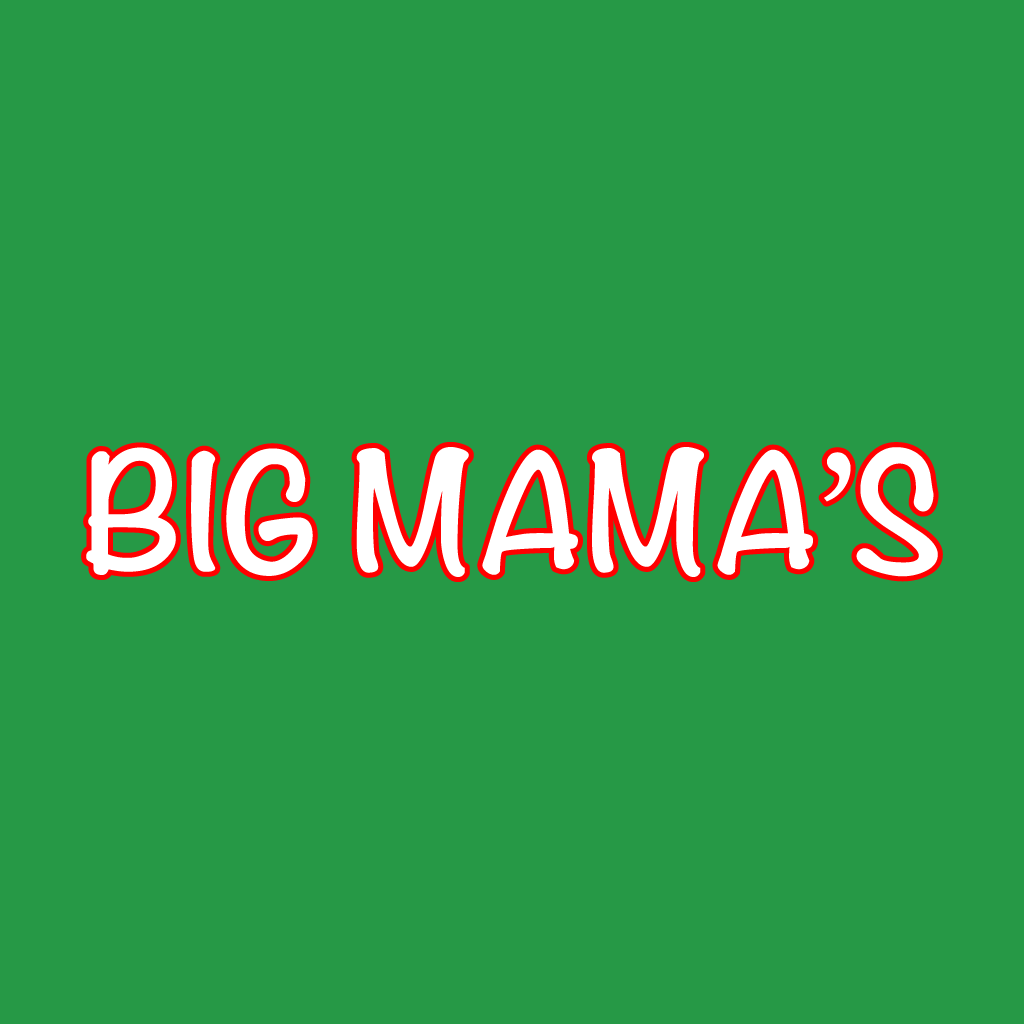 Big Mama's Online Takeaway Menu Logo