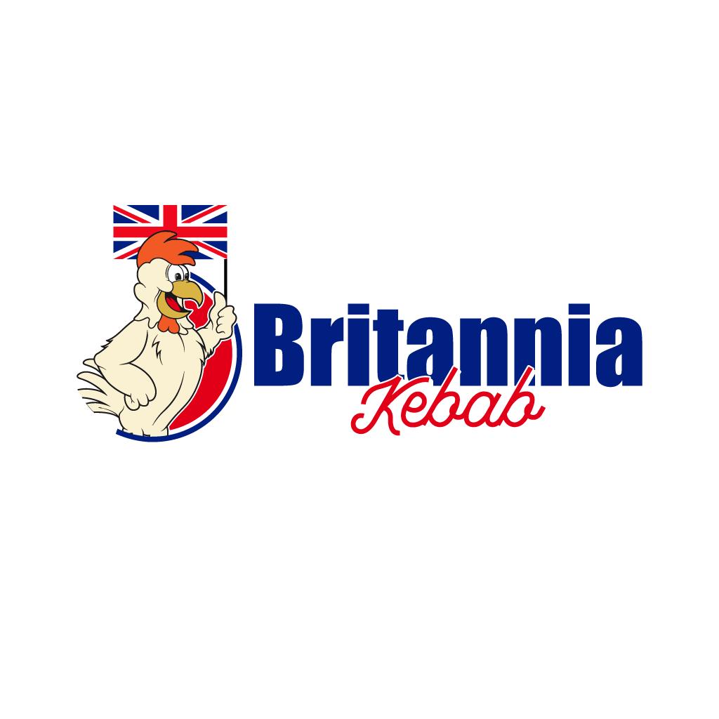 Britannia Kebab & Pizza House  Online Takeaway Menu Logo
