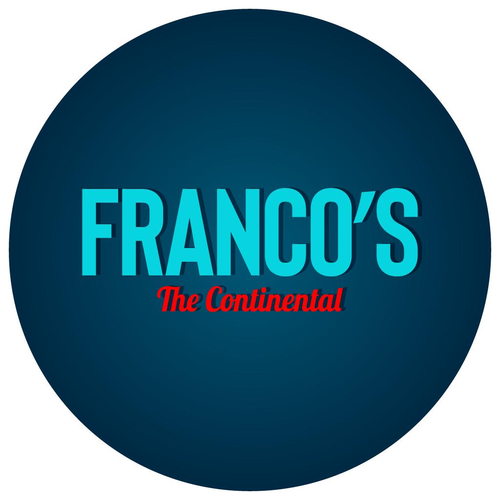 Franco's Continental Takeaway Online Takeaway Menu Logo