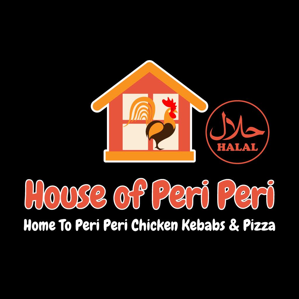 House of Peri Peri  Online Takeaway Menu Logo