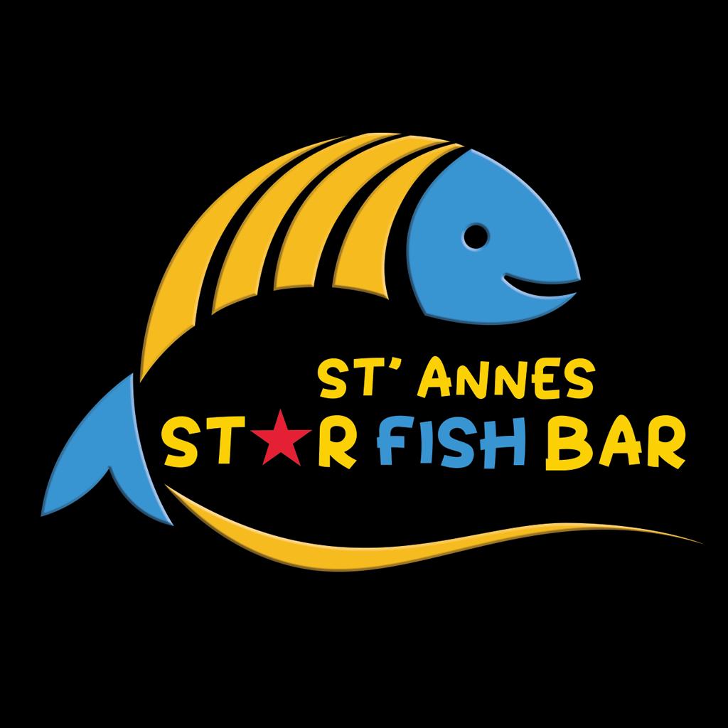 Star Fish Bar  Online Takeaway Menu Logo