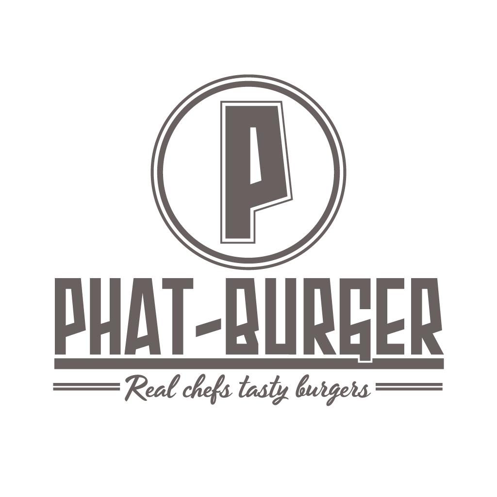 Phat Burger  Online Takeaway Menu Logo