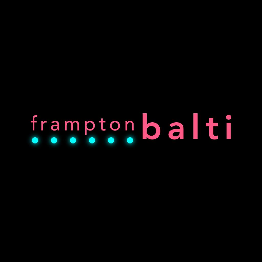 Frampton Balti Online Takeaway Menu Logo