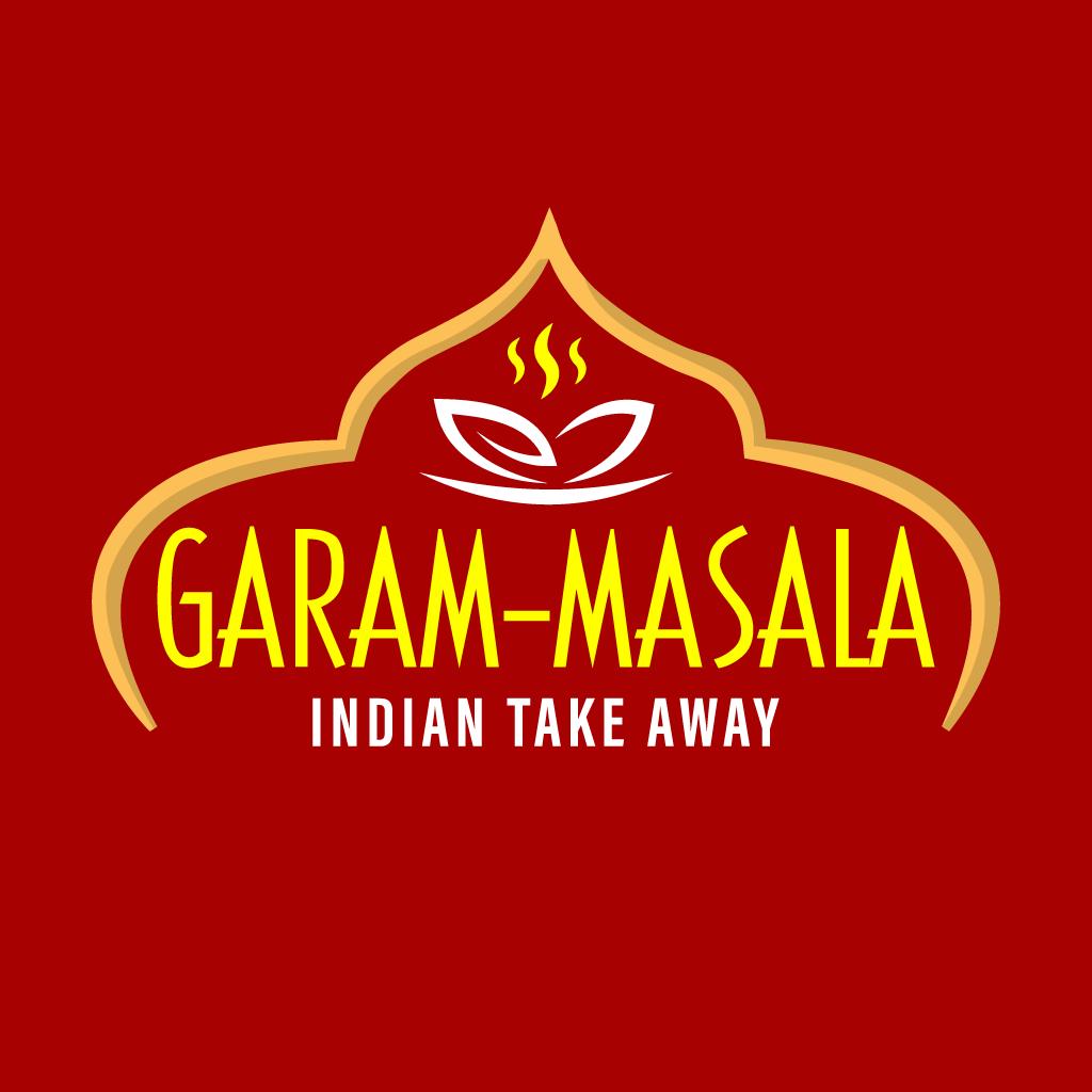 Garam Masala Online Takeaway Menu Logo