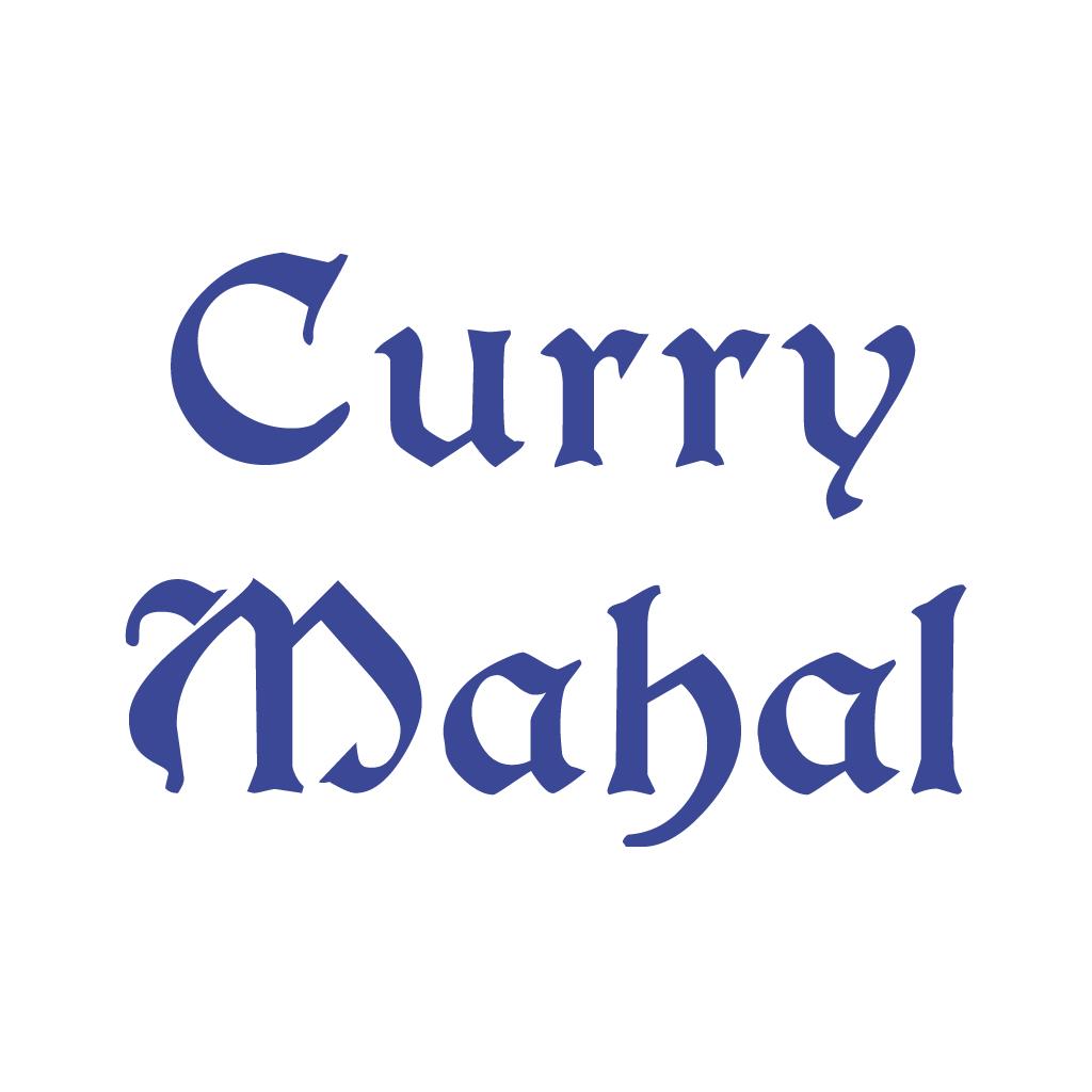 Curry Mahal Online Takeaway Menu Logo