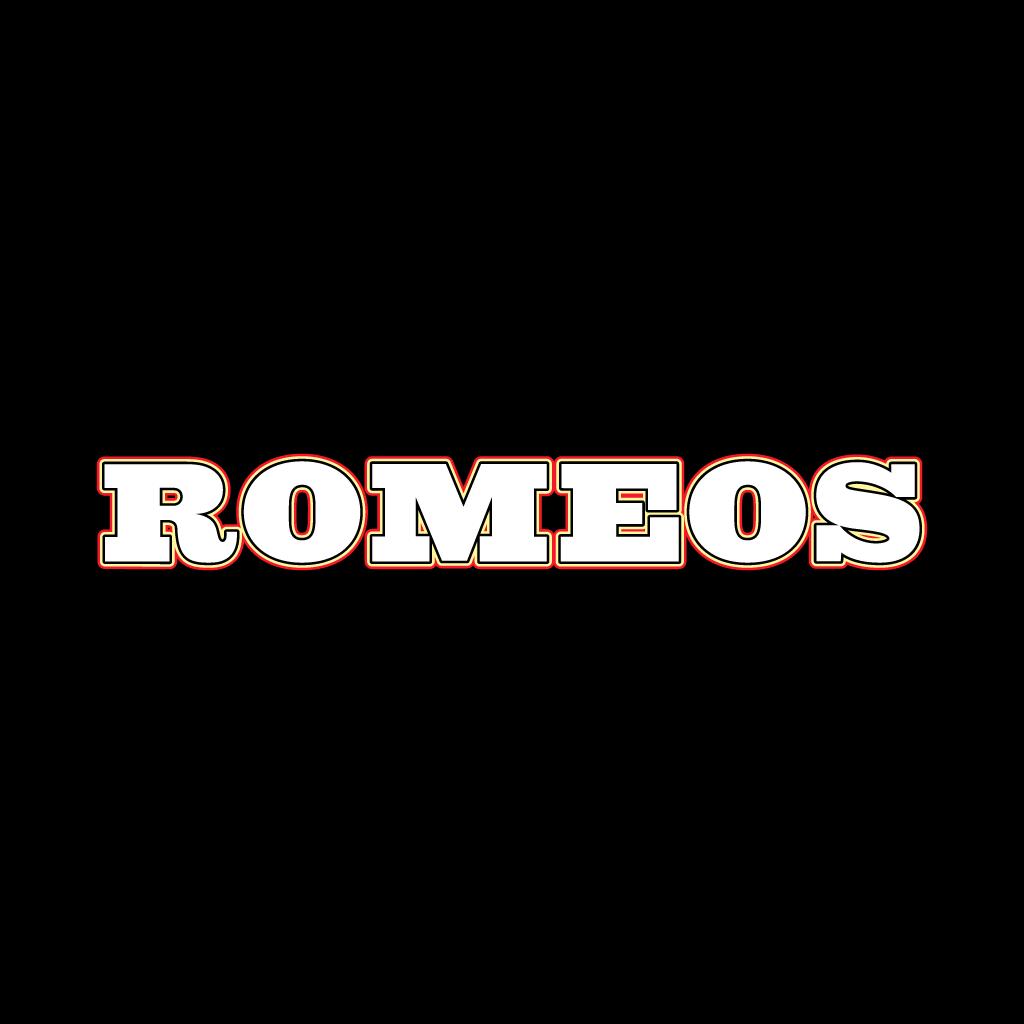 Romeo Pizza Online Takeaway Menu Logo