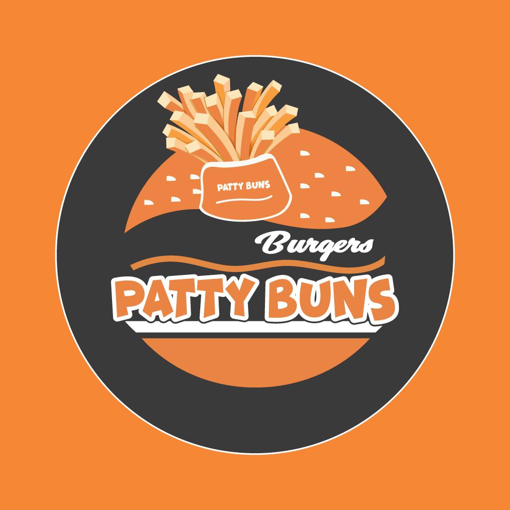 Patty Buns Online Takeaway Menu Logo
