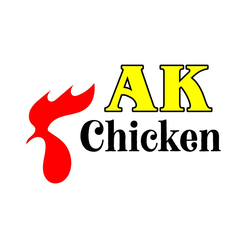 AK Chicken  Online Takeaway Menu Logo