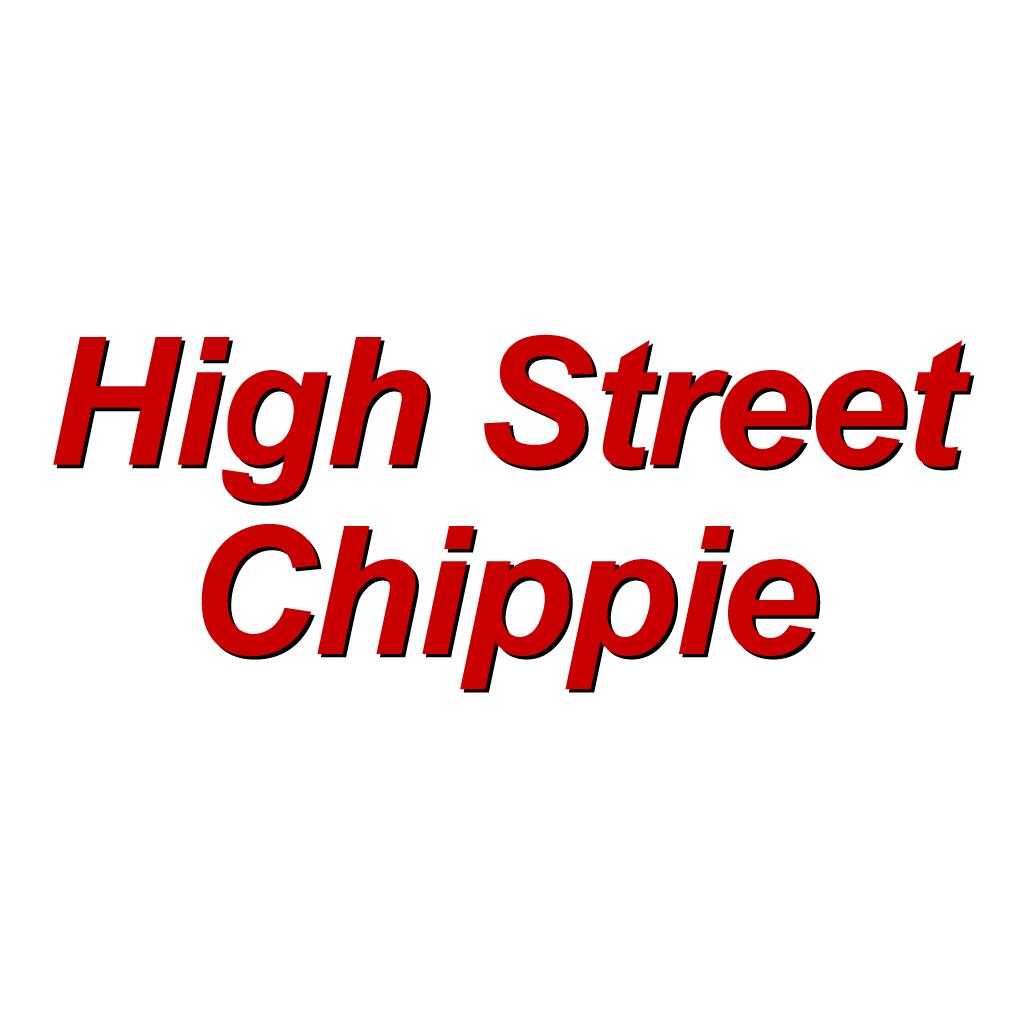 High Street Chippie Online Takeaway Menu Logo