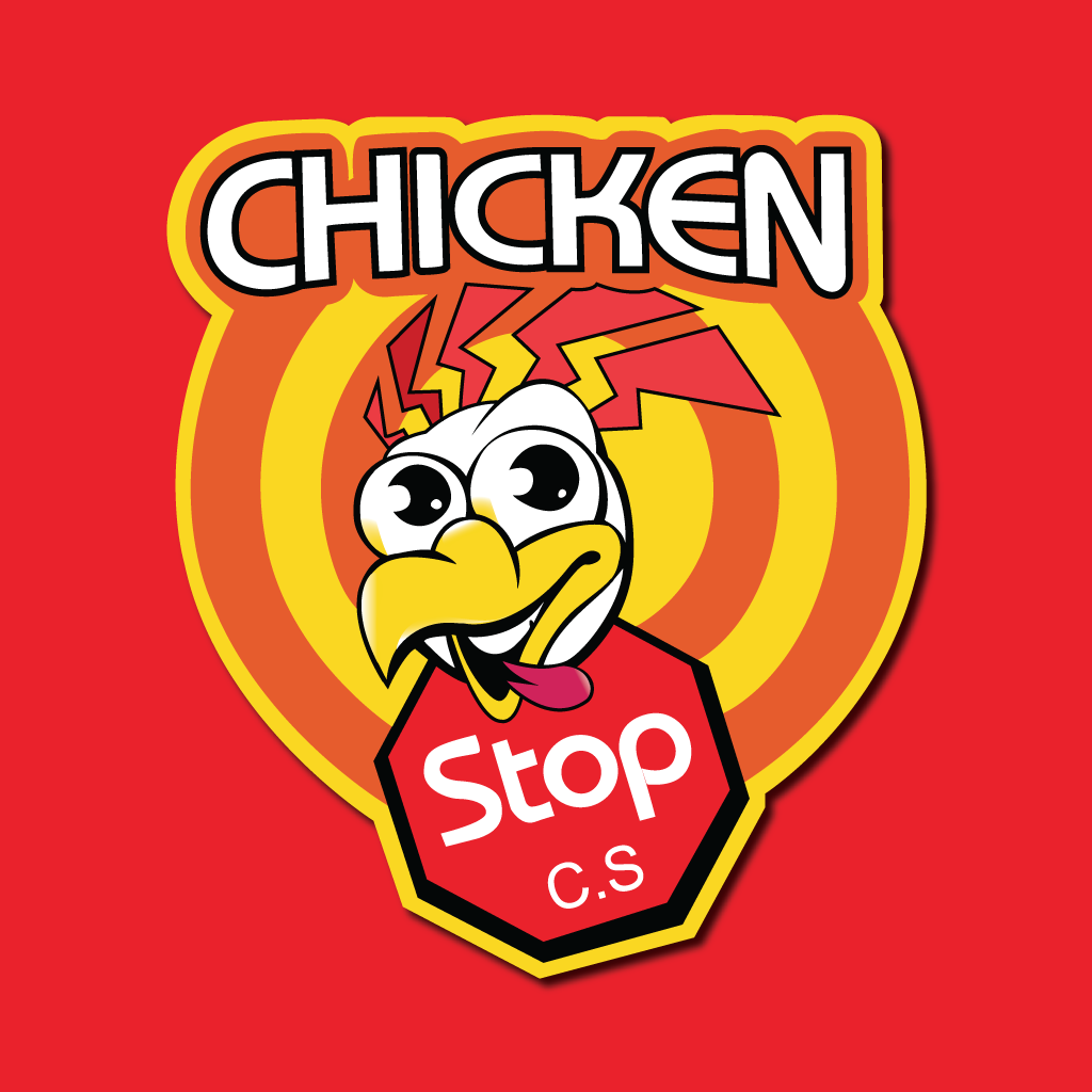 Chicken Stop  Online Takeaway Menu Logo