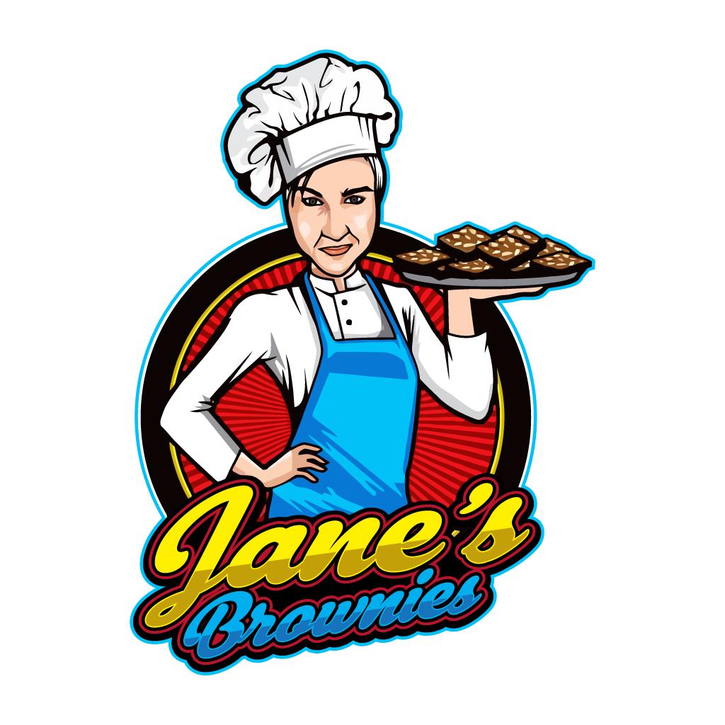Janes Brownies  Online Takeaway Menu Logo