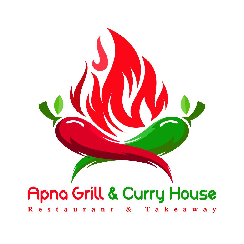 Apna Grill & Curry House Online Takeaway Menu Logo