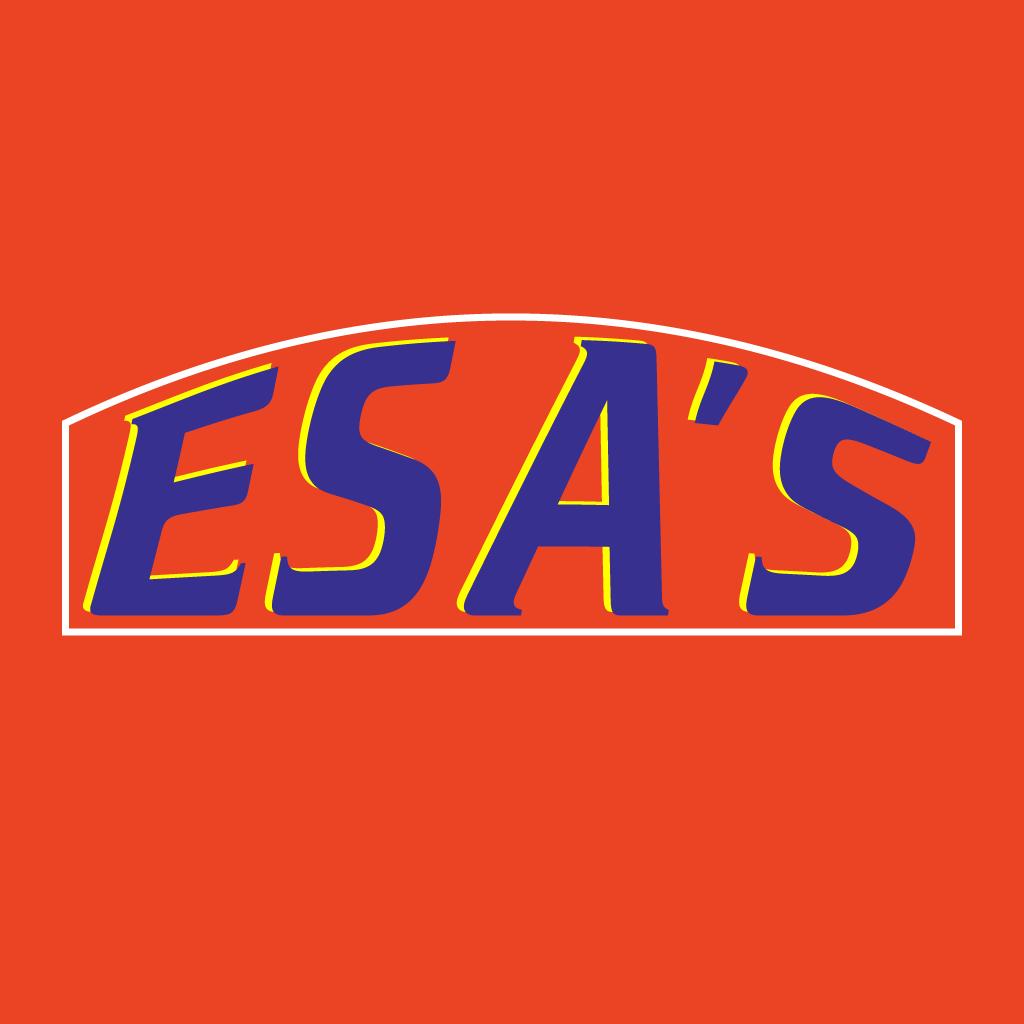 Esa's Online Takeaway Menu Logo