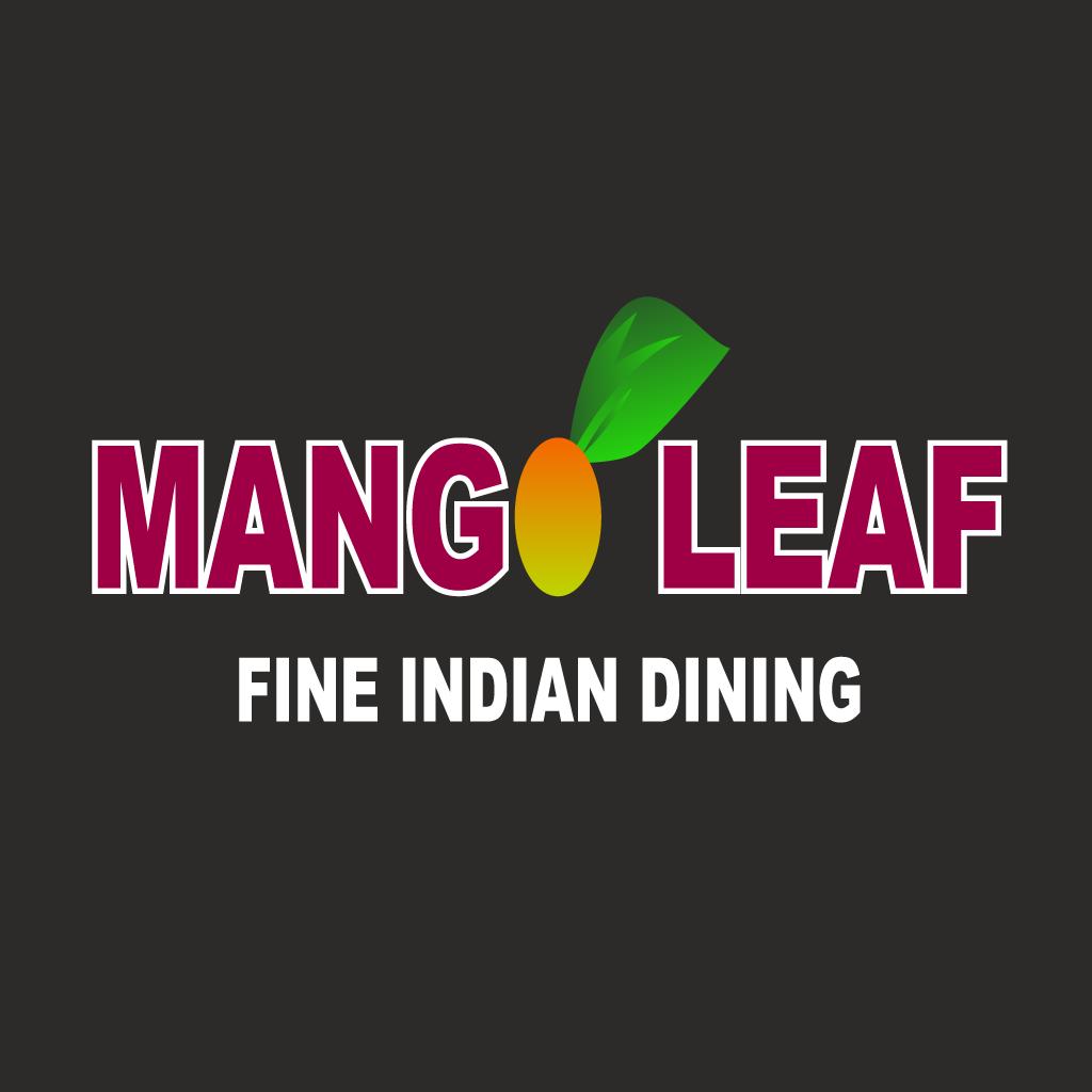 Mango Leaf Online Takeaway Menu Logo