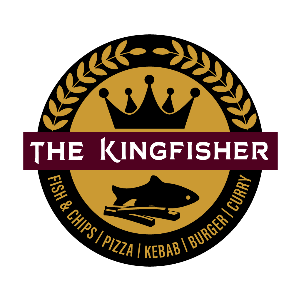 King Fisher Peri Peri Online Takeaway Menu Logo