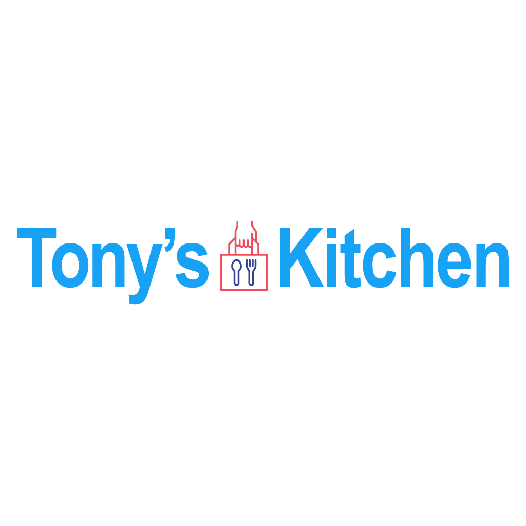 Tonys Kitchen  Online Takeaway Menu Logo