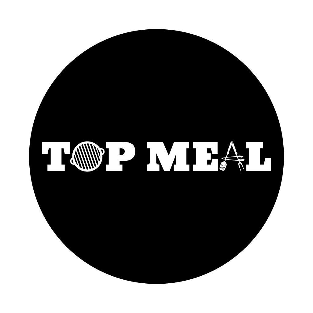 Top Meal  Online Takeaway Menu Logo