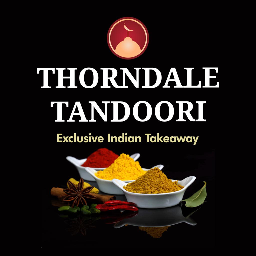 Thorndale Tandoori Online Takeaway Menu Logo