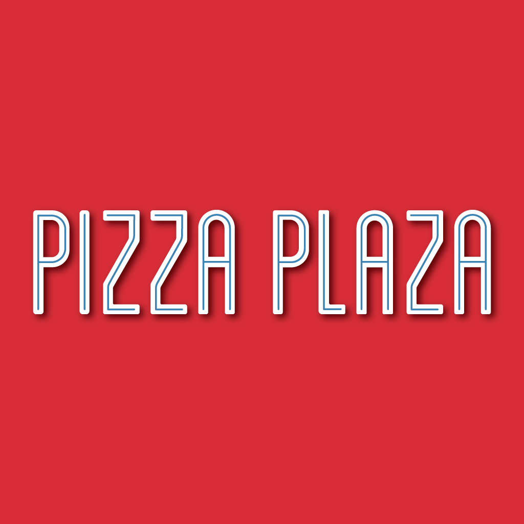 Pizza Plaza Online Takeaway Menu Logo