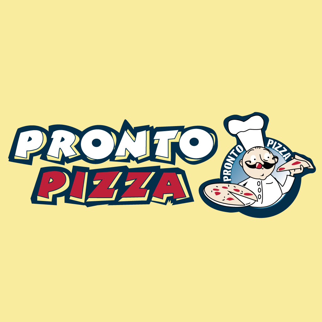 Pronto Pizza Online Takeaway Menu Logo