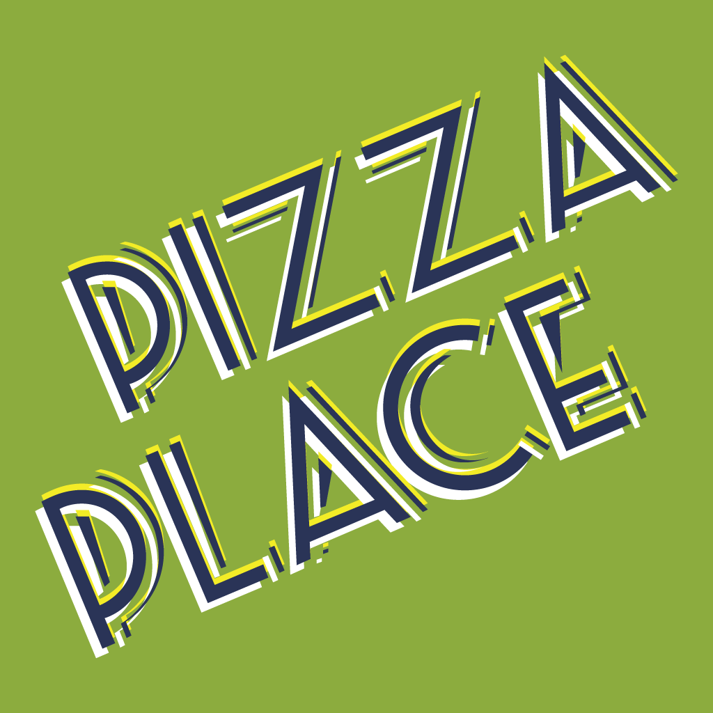 Pizza Place Online Takeaway Menu Logo