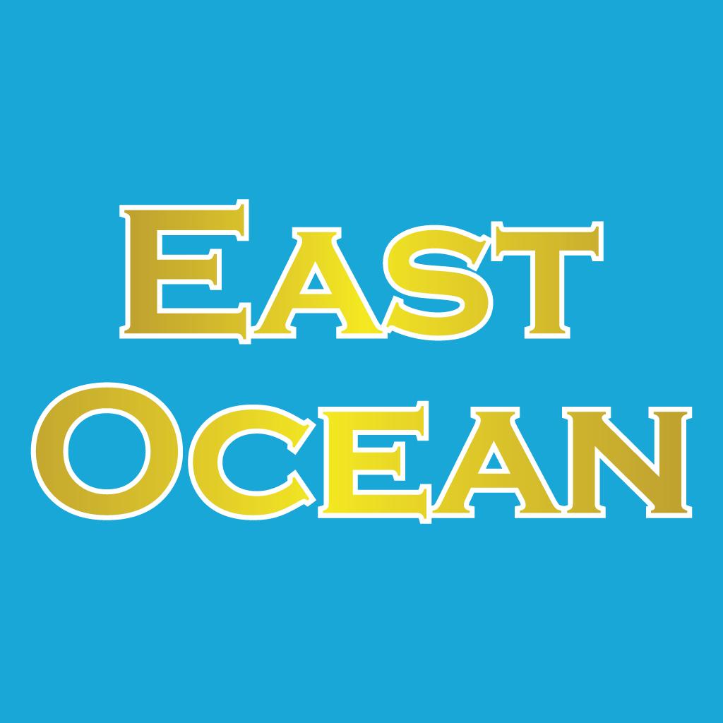 East Ocean Online Takeaway Menu Logo
