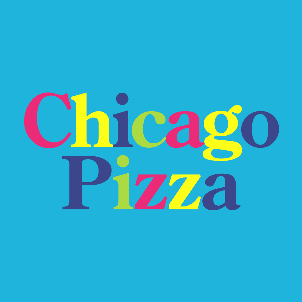 Chicago Pizza Online Takeaway Menu Logo