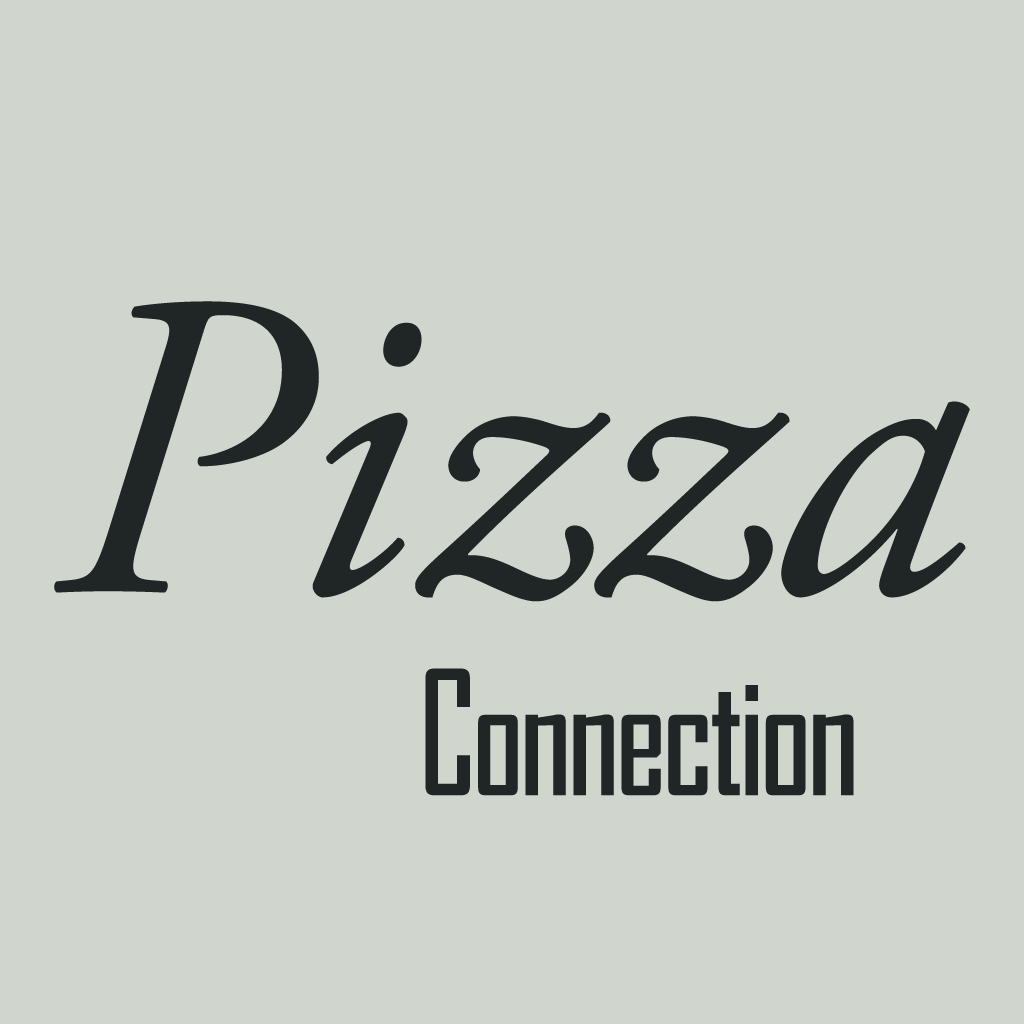 Pizza Connection Online Takeaway Menu Logo