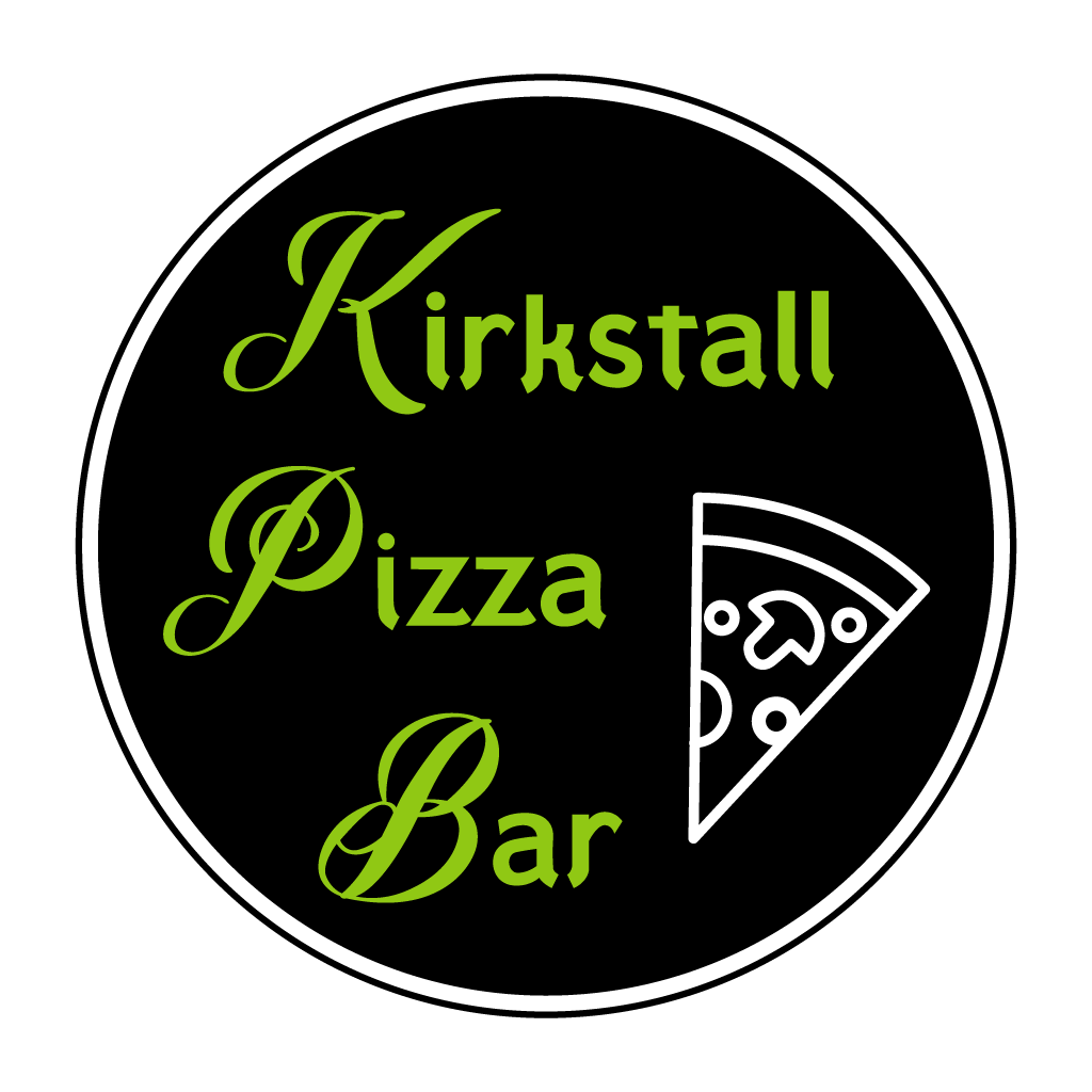 Kirkstall Pizza Bar Online Takeaway Menu Logo