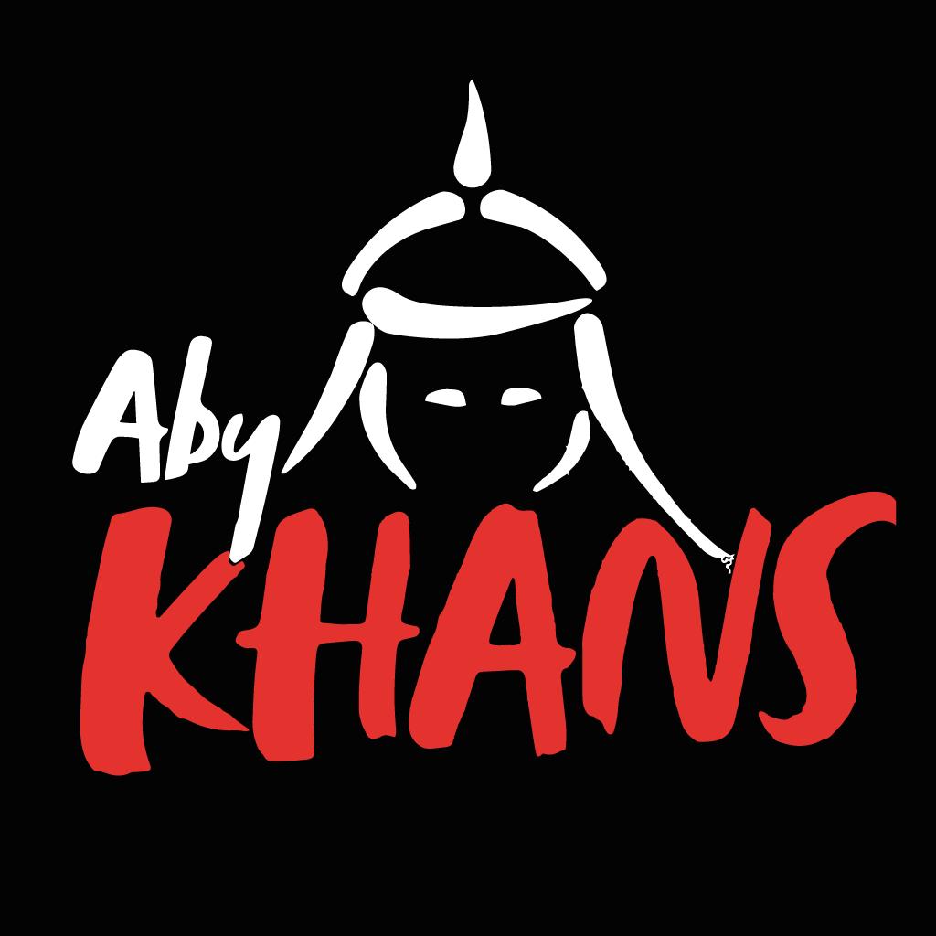 My Khans Grill Steak House Online Takeaway Menu Logo