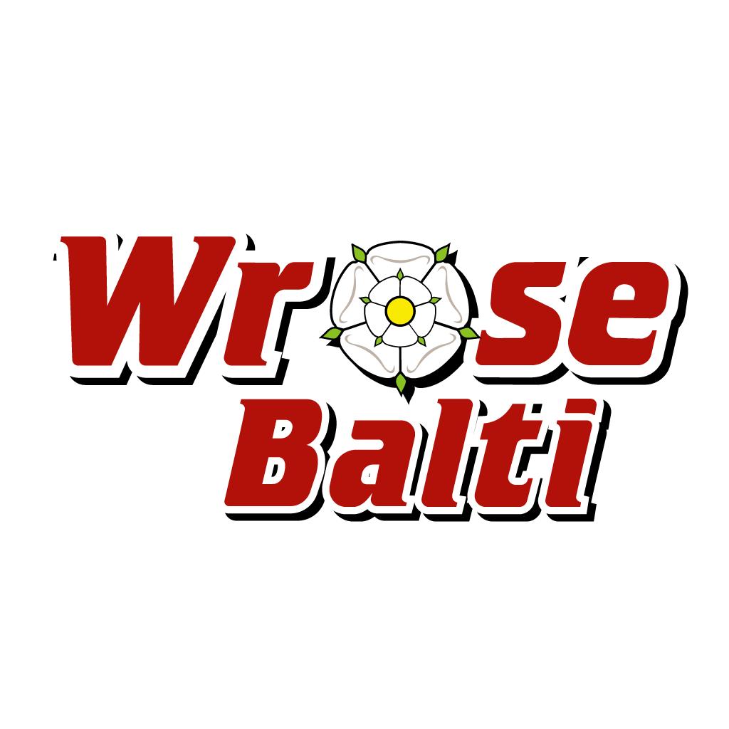 Wrose Balti Online Takeaway Menu Logo