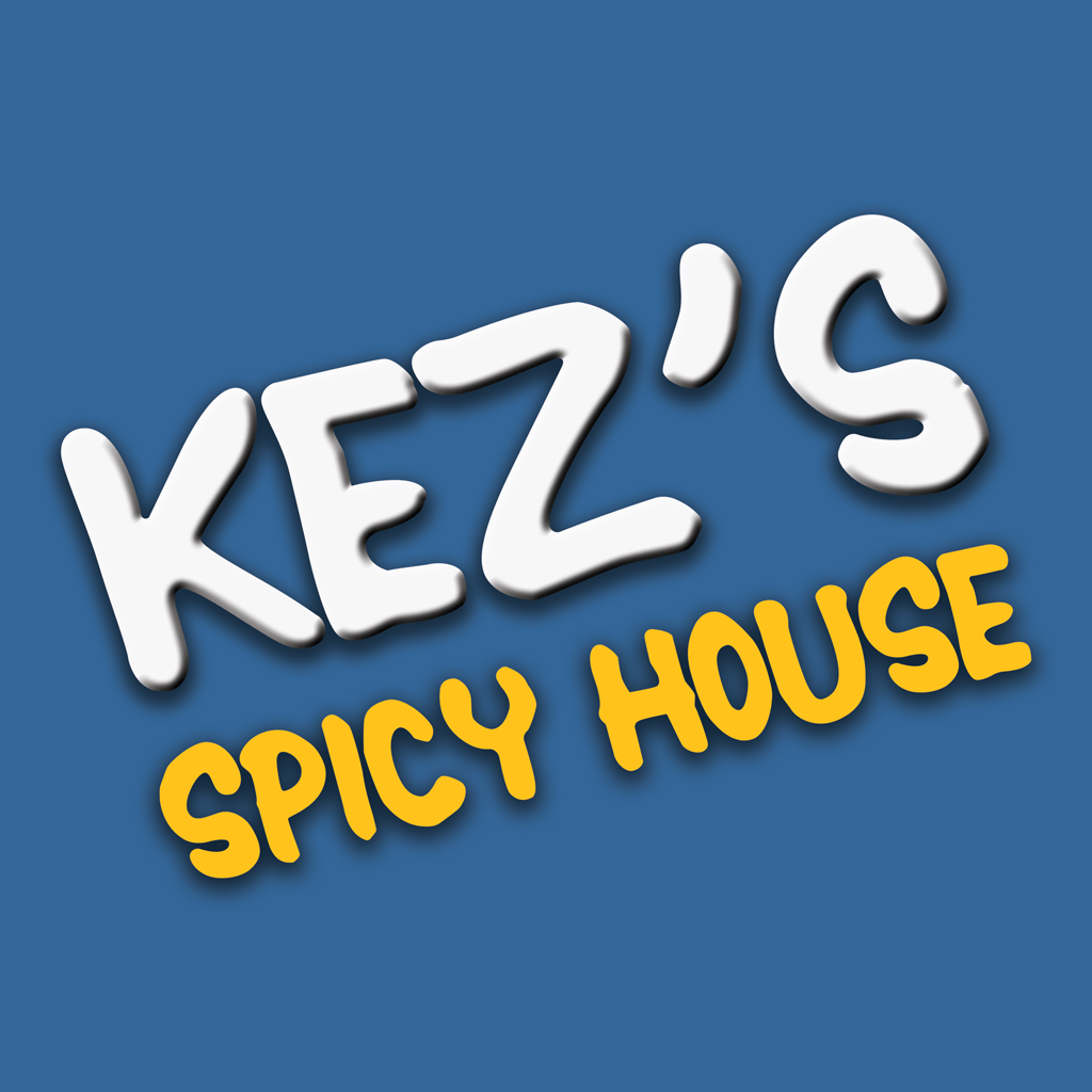 Kez's Spicy House Online Takeaway Menu Logo