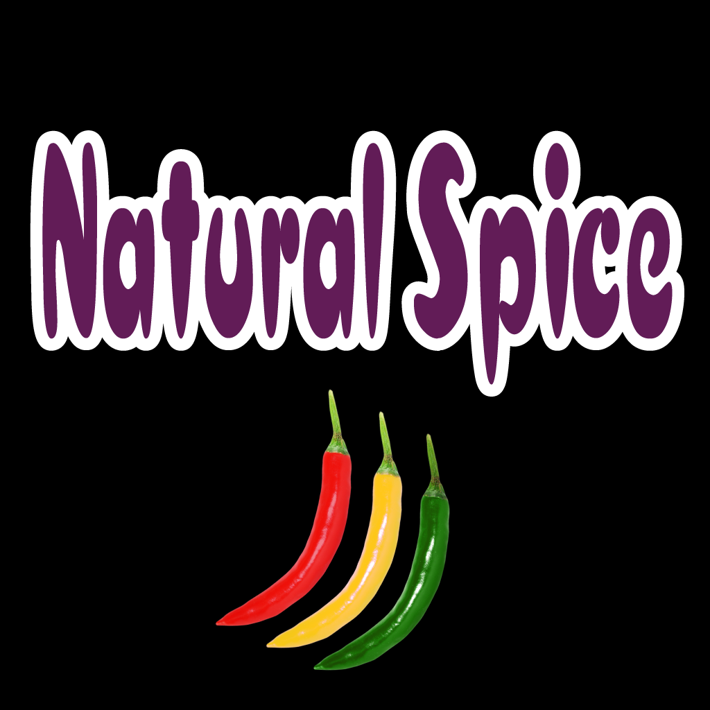 Natural Spice Online Takeaway Menu Logo