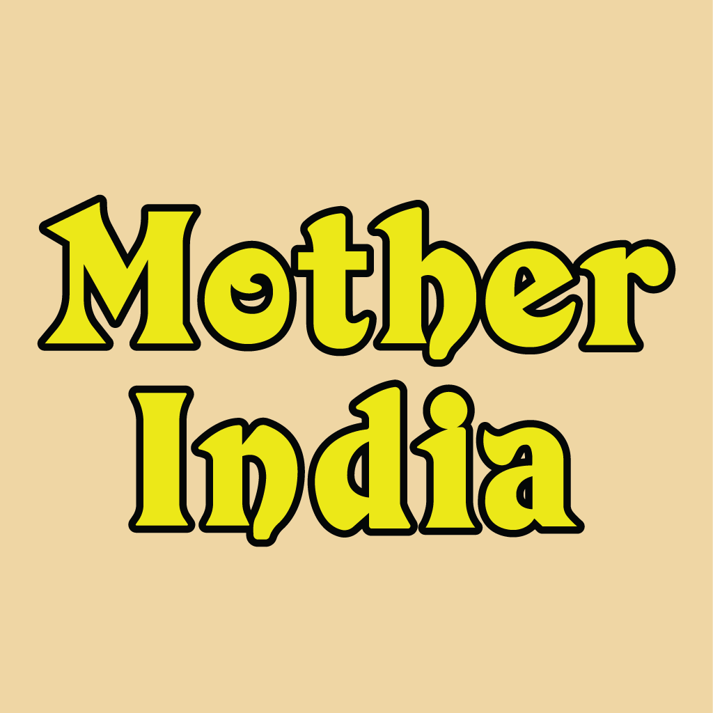 Mother India Online Takeaway Menu Logo