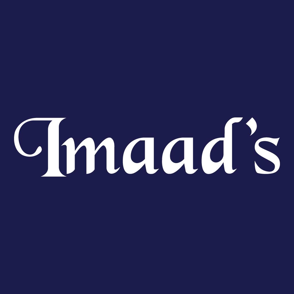 Imaads Fast Food Online Takeaway Menu Logo