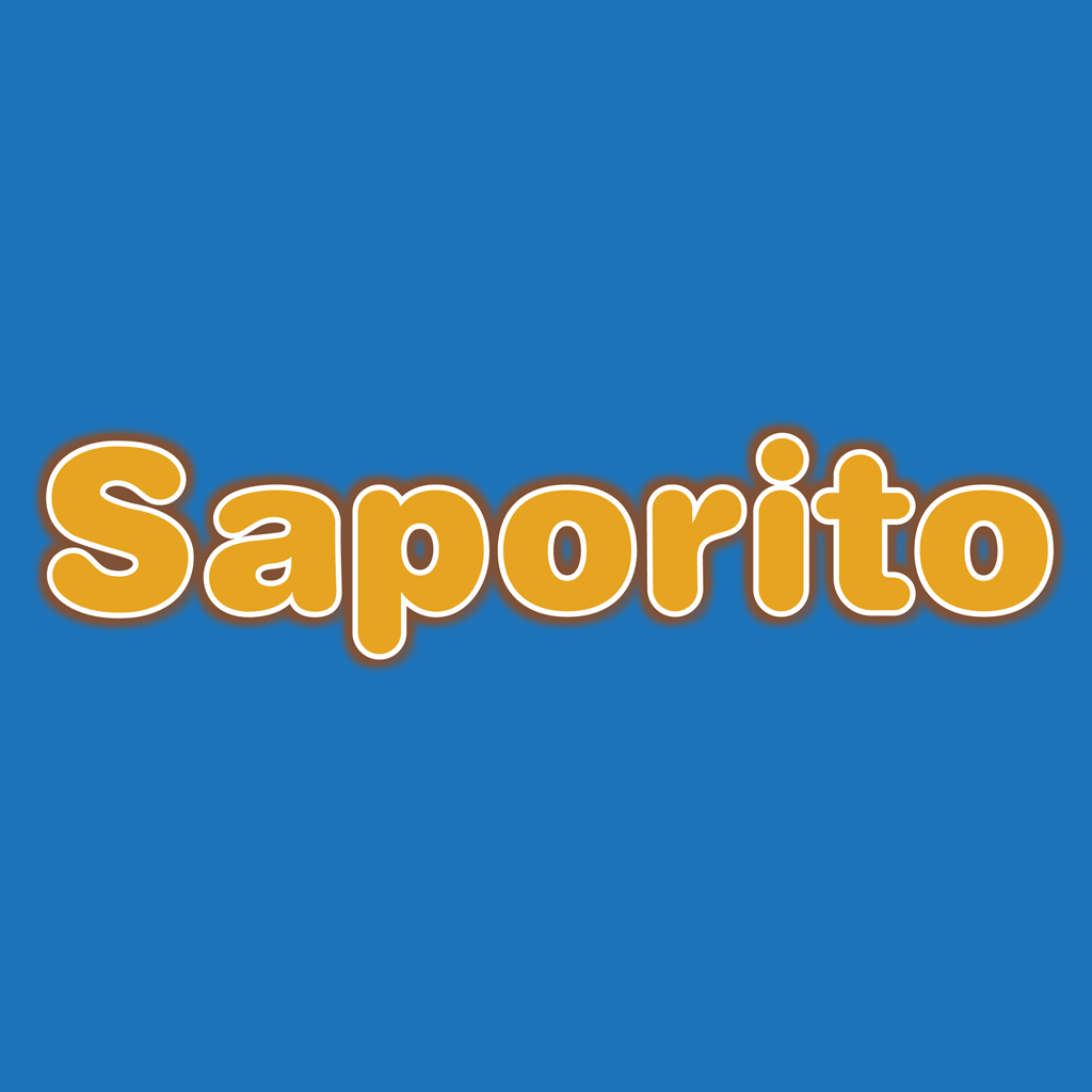 Saporito Fast Food Online Takeaway Menu Logo