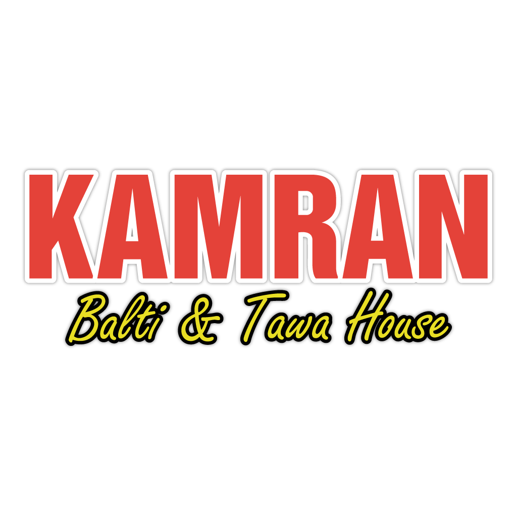 Kamran Balti House Online Takeaway Menu Logo