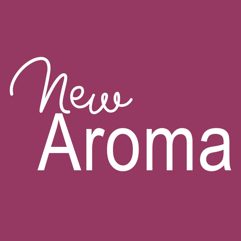 New Aroma Online Takeaway Menu Logo