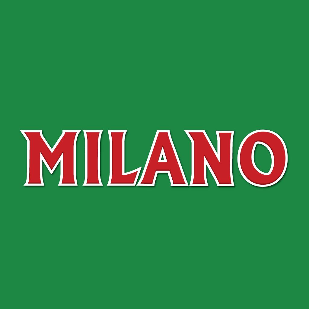 Milano Online Takeaway Menu Logo