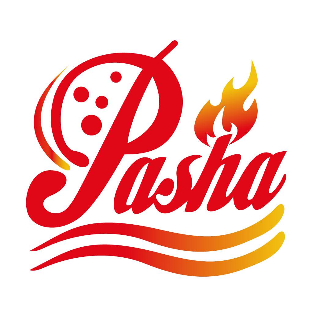 Pasha Takeaway Logo