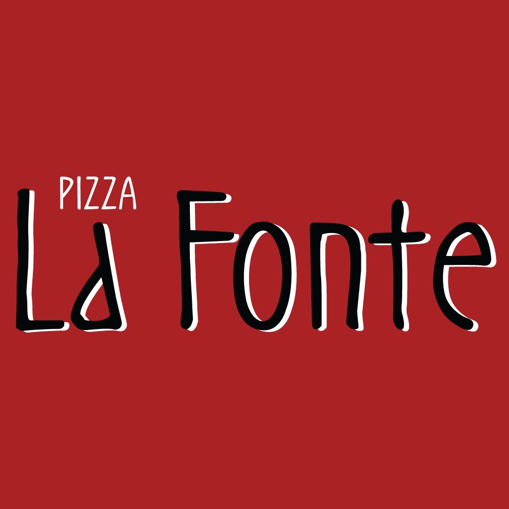 Pizza La Fonte Online Takeaway Menu Logo