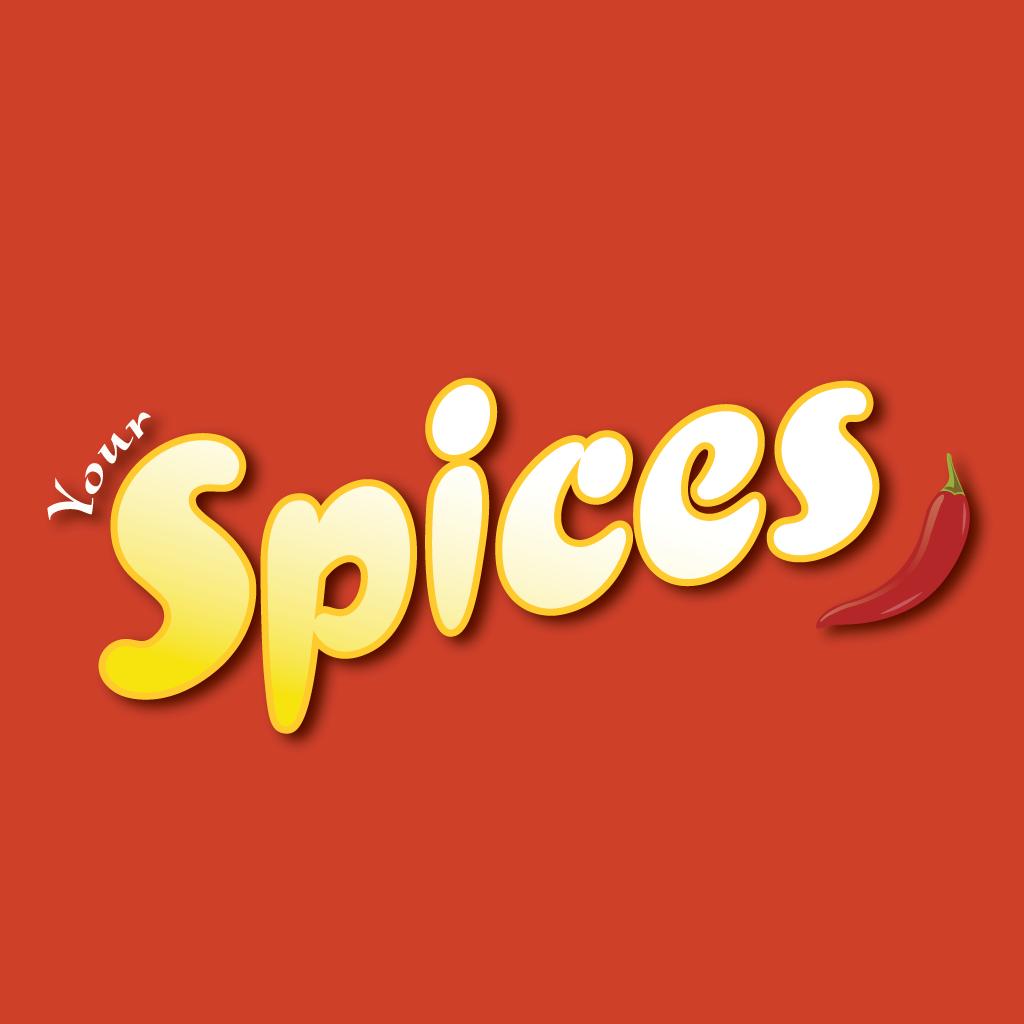 Spices Takeaway Online Takeaway Menu Logo