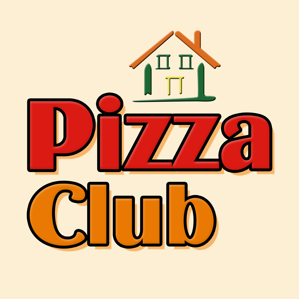 Pizza Club Online Takeaway Menu Logo