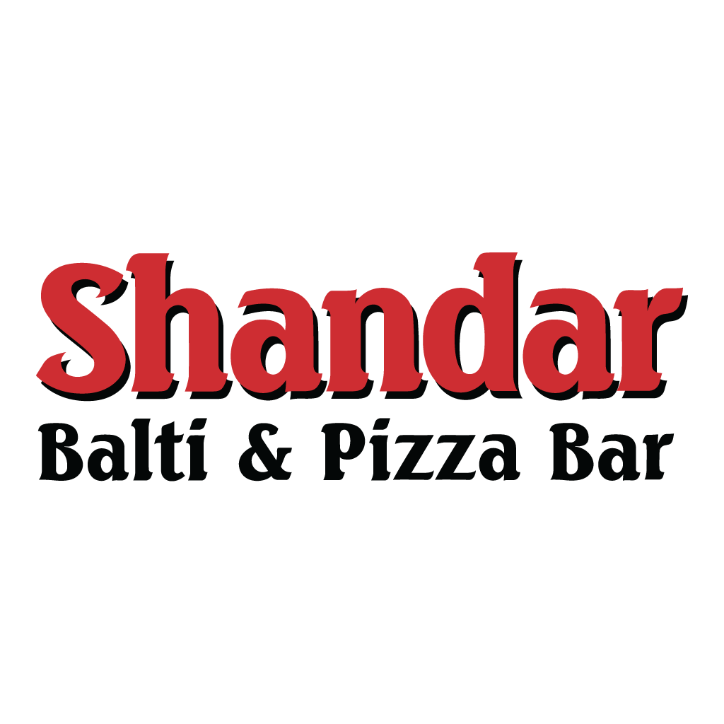 Shandar Pizza and Balti Bar Online Takeaway Menu Logo