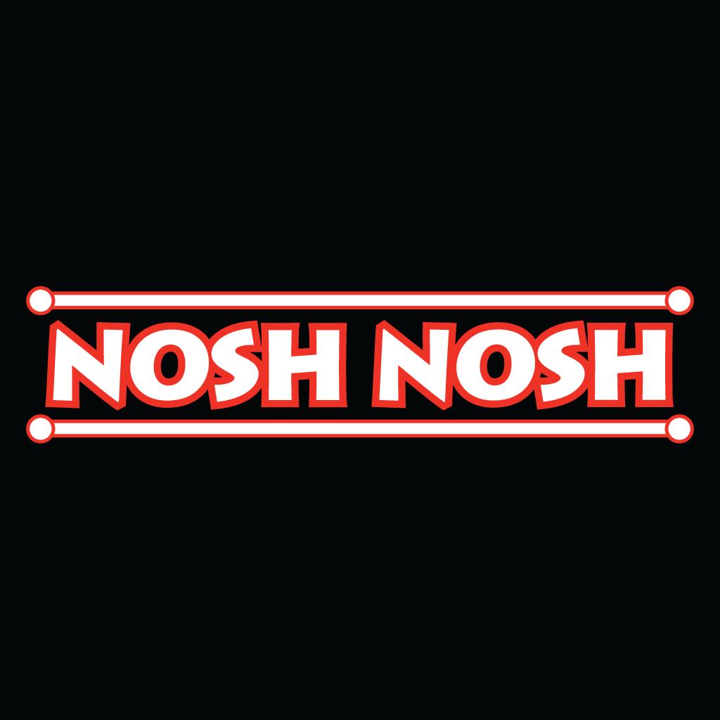 Nosh Nosh Online Takeaway Menu Logo