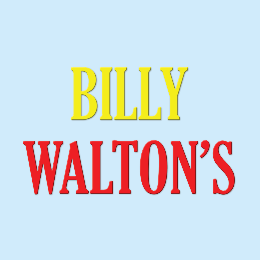 Billy Waltons Online Takeaway Menu Logo