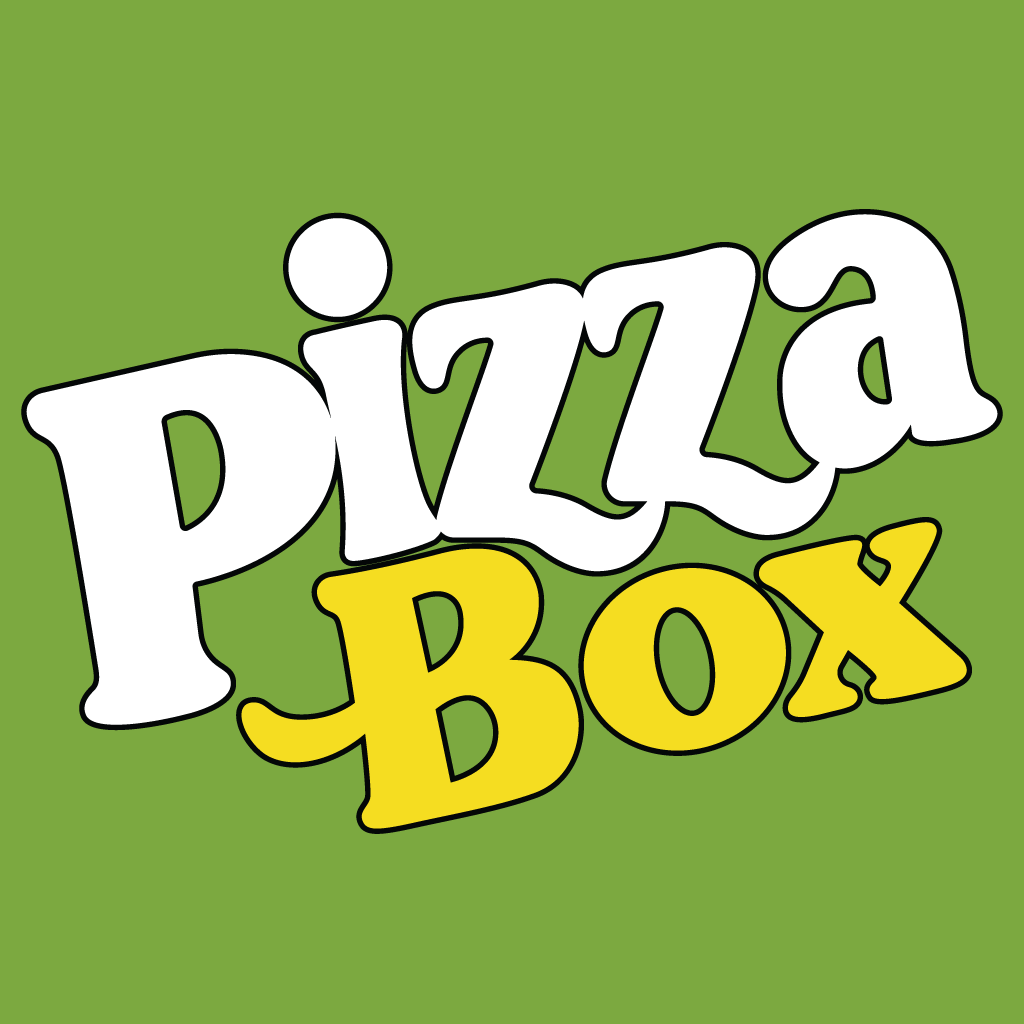 Pizza Box Online Takeaway Menu Logo